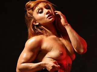 topless fbb candy_fox