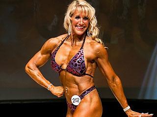 former pro female bodybuilder fitcougar