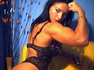 smoking hot female bodybuilder wildamazon