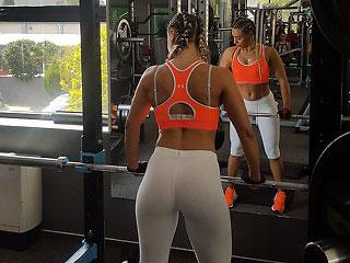 sexy italian fitness competitor annyfitlove