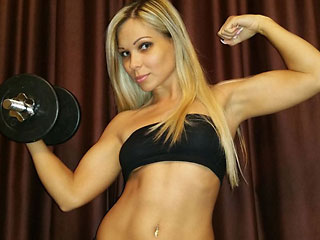athletic russian camgirl fitkitten